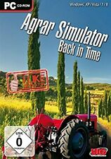 Agrar Simulator Back in Time - [PC] CD ROM - NEU in Folie (1074)