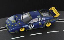 SIDEWAYS RACER SW28: FERRARI 512BB No.77 24hr Le Mans 1980 BNIB:FREE UK POSTAGE