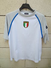 VINTAGE Maillot ITALIE ITALIA maglia calcio football collection KAPPA training S