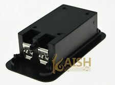 9V Battery Case Battery Cover  for Guitar and Bass