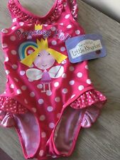 New listing Girls Swimming Costume. Age 1 - 1.5 Years . 81-86cm. PRINCESS HOLLY.  NEW!