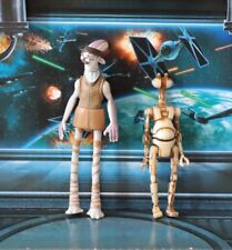 STAR WARS FIGURE 1999 PHANTOM MENACE COLLECTION ODY MANDRELL + OTOGA 222 DROID
