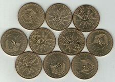 Ruanda Rwanda S 17 KM 15: 20 Francs 10 Stück wholesale dealer Händler lot