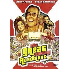 The Great Smokey Roadblock - New DVD - Trucker Adventure / Drama - Henry Fonda