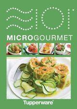 Tupperware: Livret/Boekje MicroGourmet-MicroVap