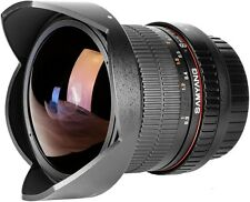 SAMYANG 8MM FISHEYE FOR CANON 70D 7D 60D 50D 40D 700D 650D 600D 100D 550D 500D 8