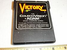 VICTORY for COLECOVISION COLECO VISION & ADAM VIDEO GAME COMPUTER SYSTEMS