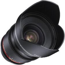 Rokinon Cine DS 16mm T2.2 Wide Angle Cine Lens for Sony E Mount NEX - DS16M-NEX