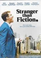 Stranger Than Fiction (DVD, 2007) A1