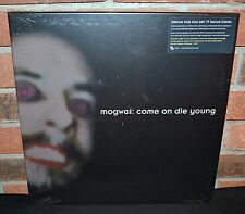 MOGWAI - Come On Die Young, Limited 4LP VINYL BOXSET + Data Disc Bonus Tracks