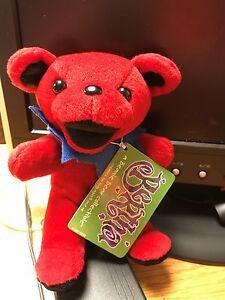 Grateful Dead BERTHA- Bean Bag Plush - NEW with tags