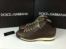 100Dolce Gabbana Herrenschuhe, D&G Sneakers, Gr. 7, EU 41 NEU