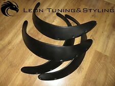 BMW E30 E36 E46 Fender Flares Universal JDM 12cm- 4.72in Extra Wide 4 pieces BXG