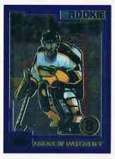 2000-01 TOPPS CHROME BLUE ANDREW RAYCROFT ROOKIE 0751/1250 BOSTON BRUINS #250
