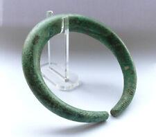 A very rare, huge genuine ancient Celtic/La Tene bronze armlet torc
