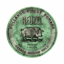 Reuzel Green Grease Medium Hold Pomade 4oz