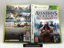 Assassins Creed Brotherhood--Microsoft Xbox 360--PAL--B-Ware