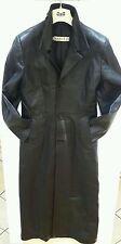 cappotto donna in pelle tg 44