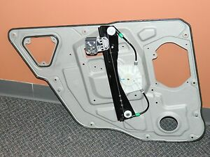 New OEM 2005-2007 Ford Five Hundred Window Regulator and Motor Assembly