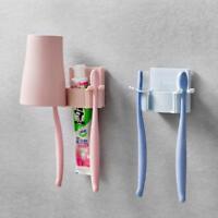 Shaver Toothbrush Holder Bathroom Suction Cup Razor Hook Cap Rack Tool W