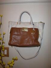 MICHAEL KORS  Handbag shopper  Tote Handbag Patent Leather Bag Tan