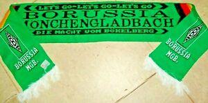 Schal   DFB-Pokalfinale 24.Juni 1995 Borussia Mönchengladbach Fussball