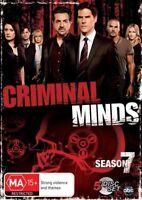 Criminal Minds : Season 7 : NEW DVD