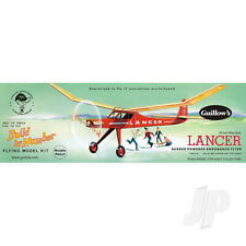 Guillow Lancer Balsa Model Aircraft Kit