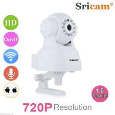 Wireless IP Camera WiFi Security Surveillance System Nightvision Day Night Audio