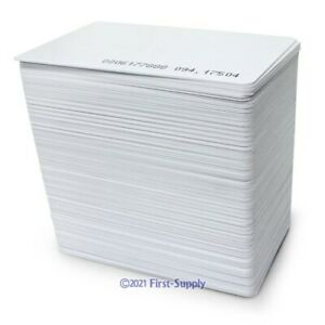 NEW 50pcs125K Thin RFID Proximity ID Card For Access Control And Time Clock Use