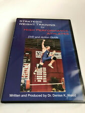 Strategic Weight Training for High Performance Athletes DVD New