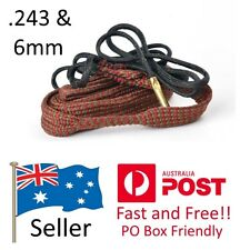 Bore Snake All-in-One Rifle Cleaning suit .243 and 6mm