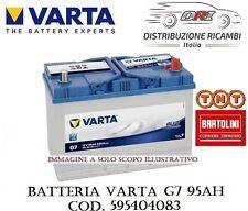 BATTERIA AUTO VARTA G7 95AH 830A DI SPUNTO POSITIVO A DESTRA - 595404083