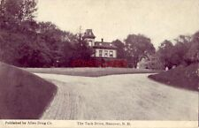 1924 THE TUCK DRIVE, HANOVER, N. H. Published by Allen Drug Co.