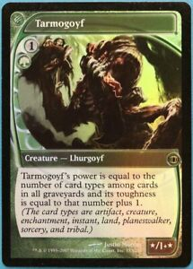 Tarmogoyf FOIL Future Sight HEAVILY PLD Green Rare CARD (198880) ABUGames
