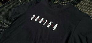Air Jordan Quai 54 Paris Shirt 561416-00A Promo PE Peach L Zion Off White EYBL