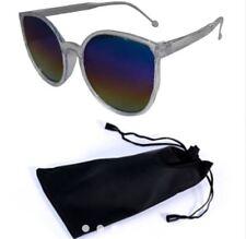ANT Women Cat Eye Sunglasses Fashion Eyewear Shades Glasses - RAINBOW