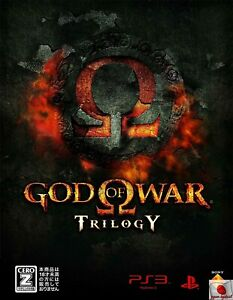 God of War Trilogy PS3 Sony Sony PlayStation 3 From Japan