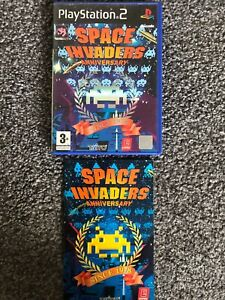 SPACE INVADERS ANNIVERSARY - PS2