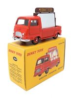 Dinky Toys by Atlas 1/43 Pick Up Renault Estafette red Model Car Metal # 564