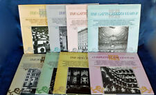100 YEARS OF GREAT ARTISTS AT THE MET - 1883 - 1983 - (8) 2 LP SETS - 16 LPS