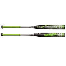 "2019 Worth Wicked Xl Jeremy Branch Slowpitch Softball Bat Wkjbmu 34""/25 Usssa"