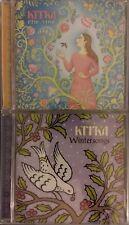 Kitka 2x CD LOT The Vine (19 trks) & Wintersongs (20 trks) SEALED free shipping