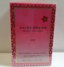 Daisy Dream Kiss Perfume by Marc Jacobs, 1.7 oz EDT Spray for Women NEW IN BOX