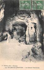 LA BALME les - cuevas - el gran Vestíbulo