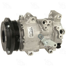 Four Seasons 158380 New Compressor And Clutch