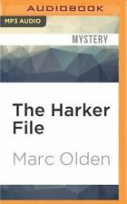 The Harker File: The Harker File 1 by Marc Olden (2016, MP3 CD, Unabridged)