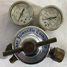 Fisher Scientific Fs 50 Gas Regulator Cga 320