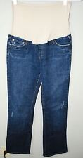 """Common Genes Maternity Jeans - Full Stretch Belly Panel Size M 30"""" Inseam Pants"""