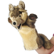 Wolf Long-Sleeved Glove Puppet 15 inch